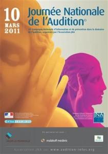 Affiche JNA 2011
