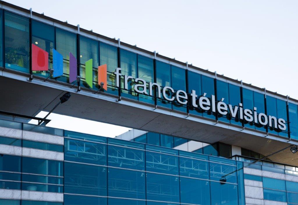 Fronton de France Télévision